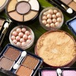 Stock Photo: Make up accessories