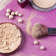 Make up set — Stock Photo
