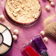 Cosmetics — Stock Photo #7361451