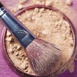 Face powder — Stock Photo #7361501
