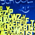 Alphabet, back to school — Stock Photo #7369922