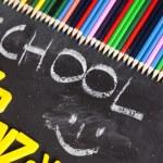 Alphabet, back to school — Stock Photo #7369958