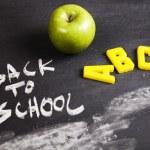 Alphabet, back to school — Stock Photo #7369998