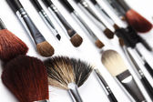 Set of Brushes — Stock Photo
