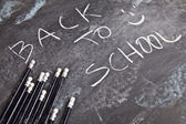 Education Concept, Back to school — Stockfoto