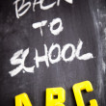 A,B,C education — Stock Photo #7370795