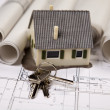 Building Home — Stock Photo #7371726