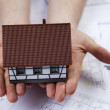 House Planning — Stock Photo