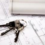 House Planning, key — Stock Photo #7372264