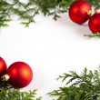 Christmas tree — Stock Photo #7377193