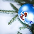 Christmas Tree Bauble — ストック写真