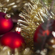 Stock Photo: Christmas Tree Bauble