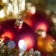 Baubles and Christmas — Stok fotoğraf