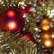 Baubles and Christmas — Foto Stock