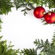 Christmas frame — Stock Photo #7378663