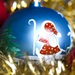 Christmas Ball — Stock Photo #7379167
