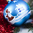Christmas Tree Bauble — Stock Photo #7379443