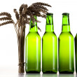 Stock Photo: Bottles Of Beer