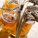 Beer glass — Stock Photo #7386009