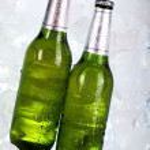 Bottle of beer — Stock Photo #7386192