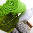 Spa and cosmetic, Health composition, zen — Stock Photo
