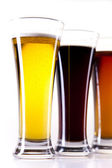 Beer glass — Stock Photo