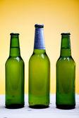 瓶啤酒 — 图库照片