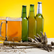The still life with beer — Stock Photo #7391391