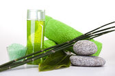 Spa and cosmetic, Health composition, zen — Stockfoto