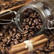 Cinnamon and Coffee — Stock Photo #7419157
