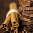 Cinnamon and Coffee — Stock Photo #7419171
