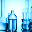 Chemistry equipment, laboratory glassware - 