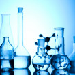 Chemical laboratory — Stock Photo #7429402