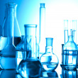 Stock Photo: Chemical laboratory
