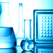 Laboratory glass — Stockfoto