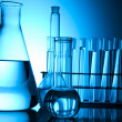 Chemical laboratory — Stock Photo #7431066