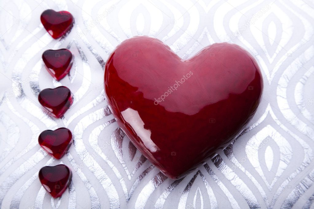 Valentine day. — Stock Photo #7431834
