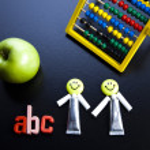 A,B,C education — Stock Photo #7457255