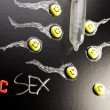 Sex education — Stock Photo