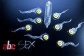 Sex education — Stock Photo