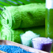 Spa and body care composition — Stock Photo #7460161