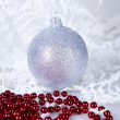 Xmas background — Stock Photo #7464899