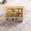 Building plans — Stock Photo #7763117
