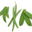 Peas, Beans and Mangetout — Stock Photo #7833467