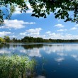 Stock Photo: Countryside lake