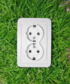 Power outlet — Stock Photo