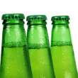Stock Photo: Beer bottle