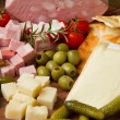 Italian appetizer — Stock Photo