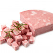 Mortadella — Stock Photo #6893574