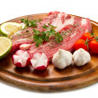 Meat, raw beef — Stock Photo #6905382